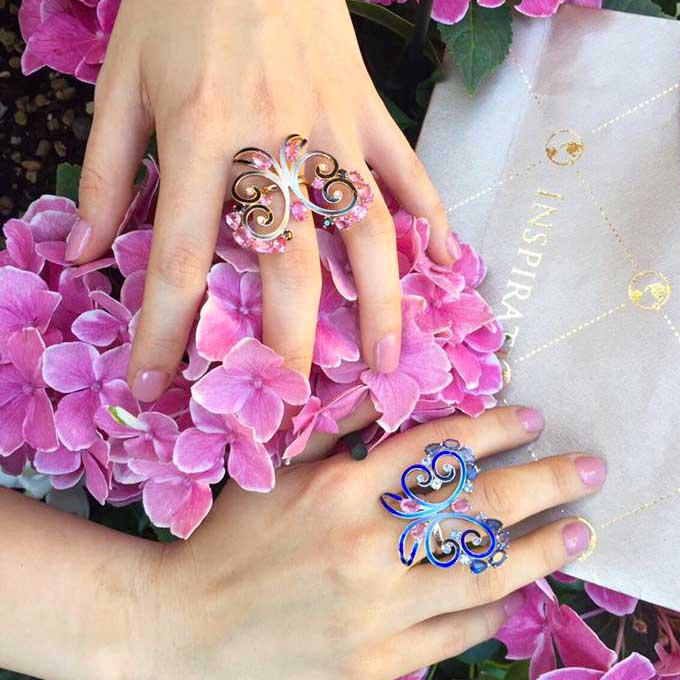 Collezione gioielli inspiration jewels.