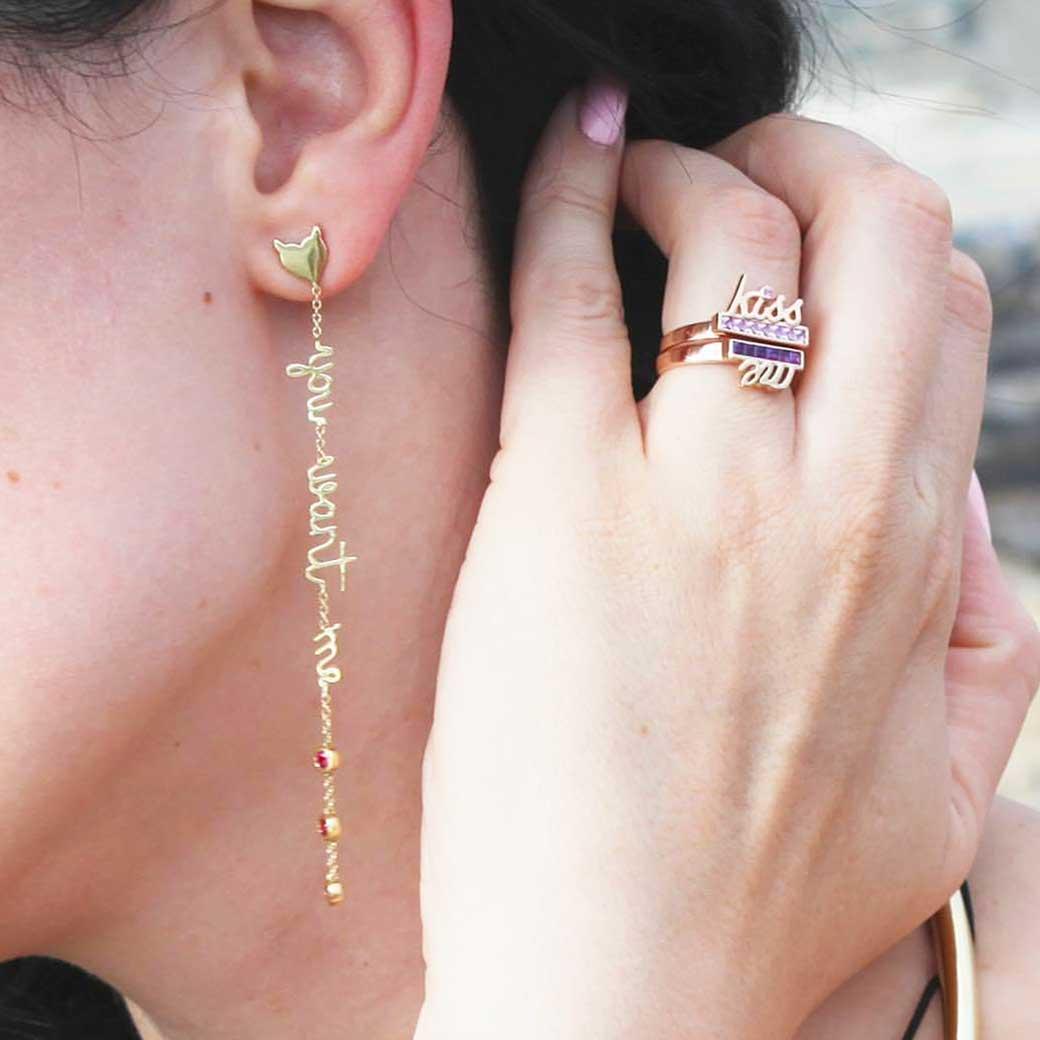 Collezione gioielli Maria Kovadi.